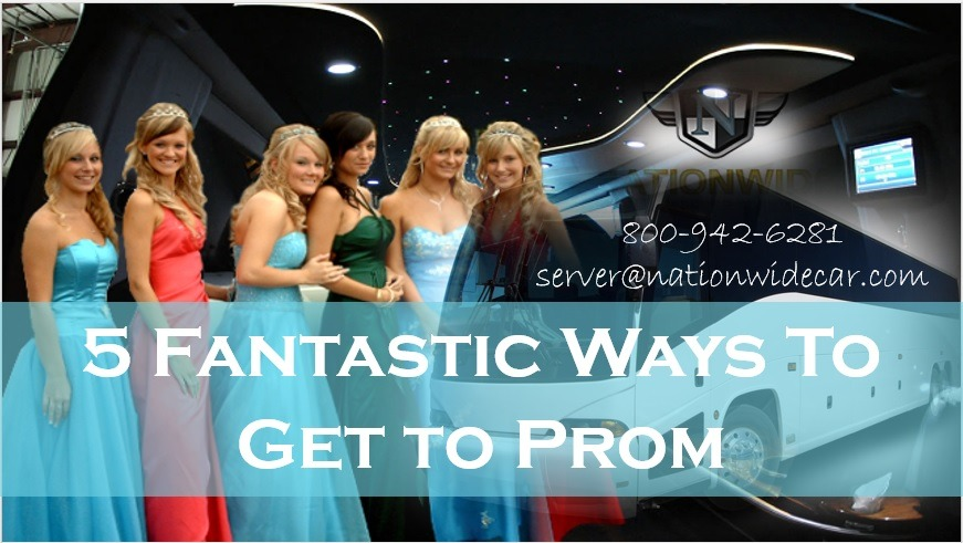 5 Transport Options For Prom