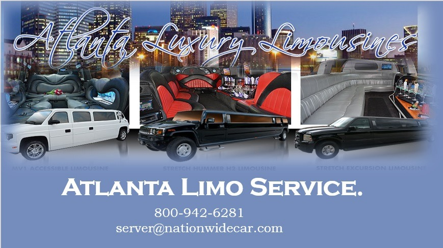 Limo Rental Atlanta