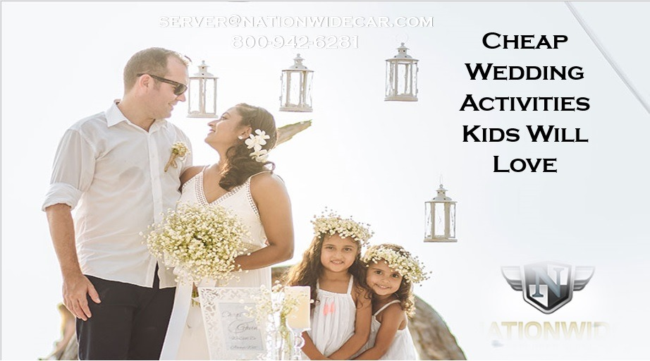Fun Wedding Activities Kids Will Actually Enjoy
