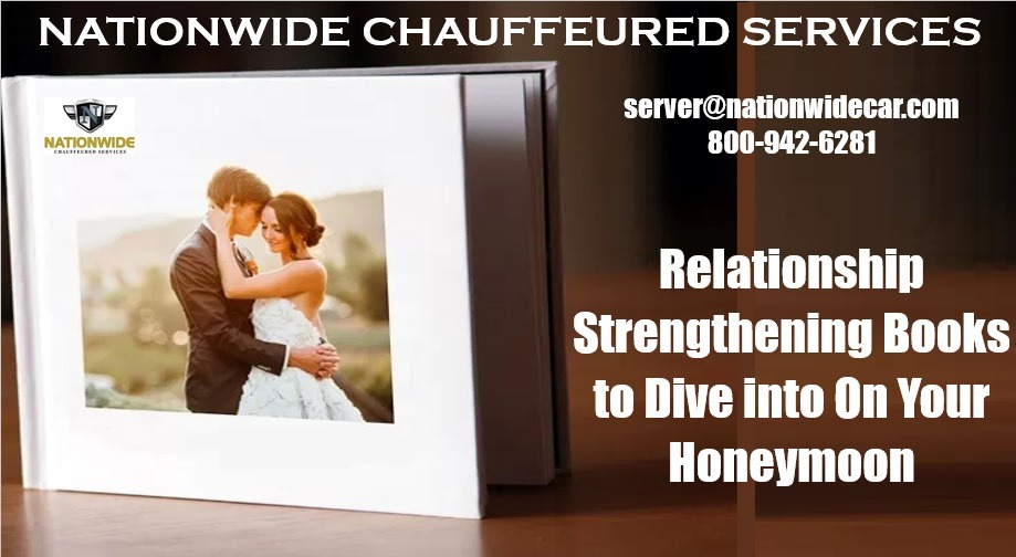 Relationship Strengthening Books to Dive into On Your Honeymoon