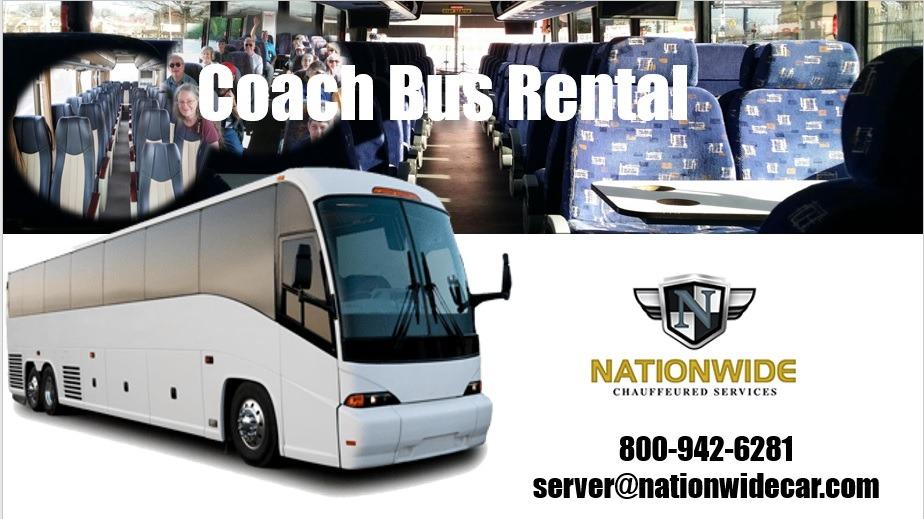 Motor Coach Rentals