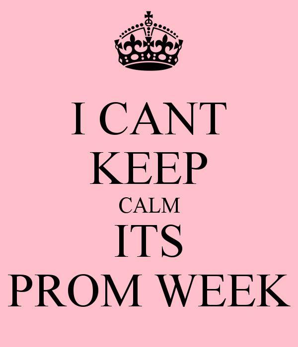 Week of Prom