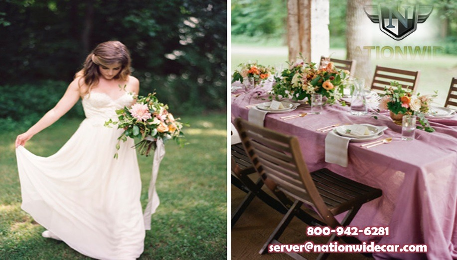Tips to Have a Great Organic Wedding