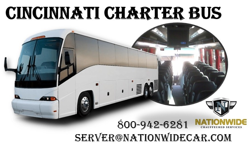 Cincinnati Party Bus Rental
