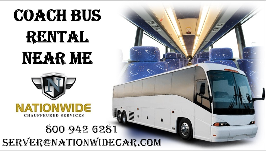 Coach Rental Near Me