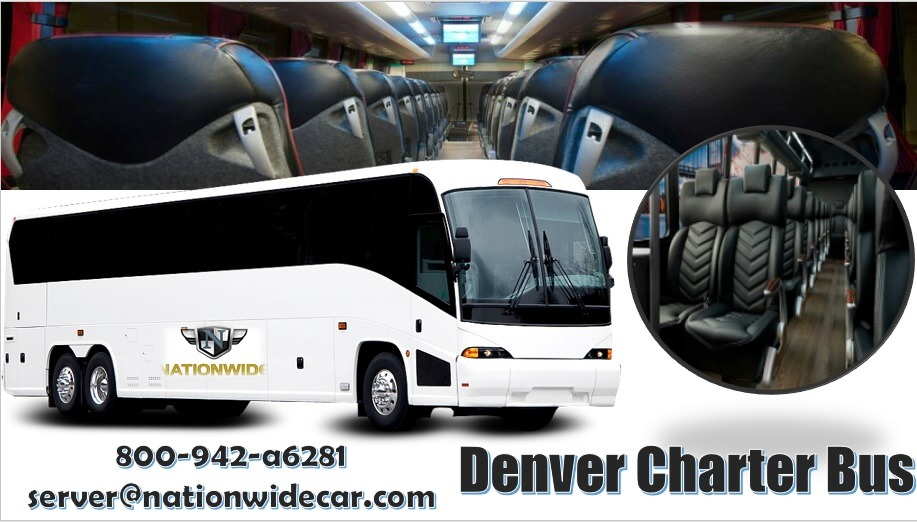 Mini Bus Rental Denver