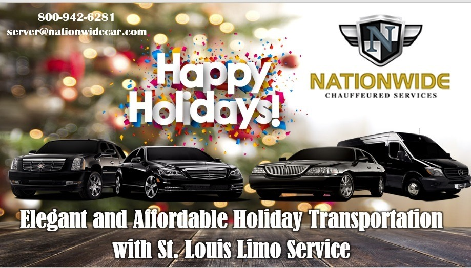 Elegant and Affordable Holiday Transportation with St. Louis Limo Service