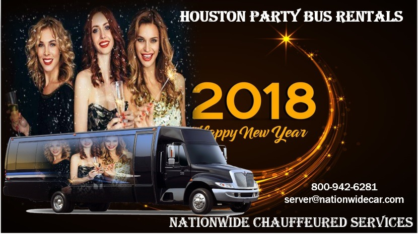 Houston Party Bus Rental