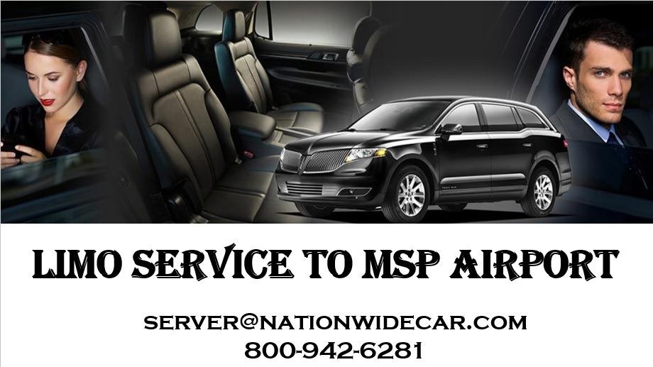 MSP Limo Service