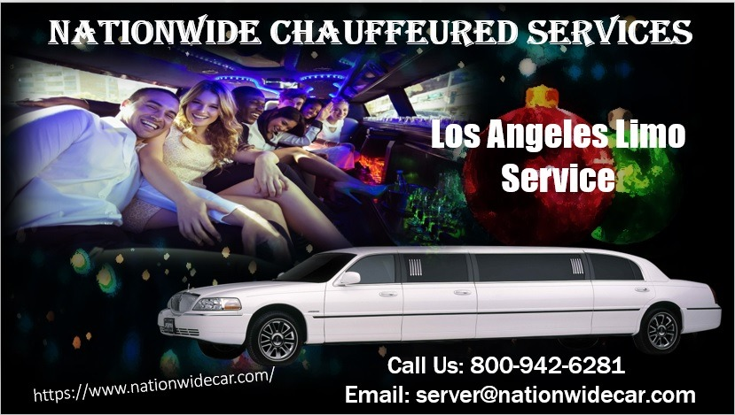 Limo Service in Los Angeles