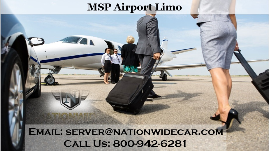 Limo Service to MSP Airport