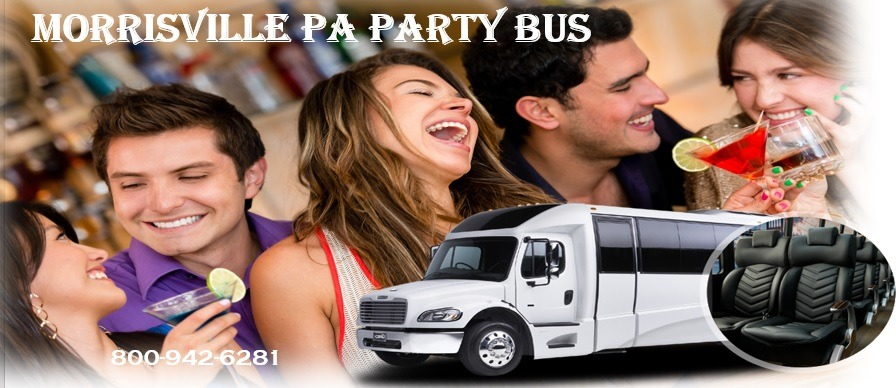 Affordable Party Bus Morrisville