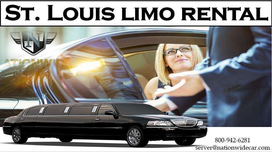 St. Louis limo service