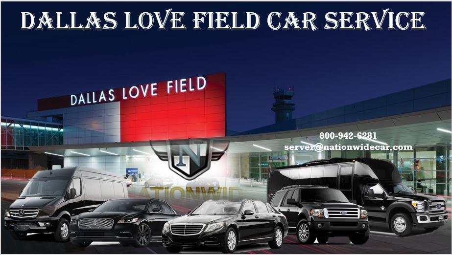 Dallas Love Field Airport Car Service