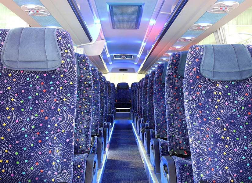 Houston Coach Bus Rentals