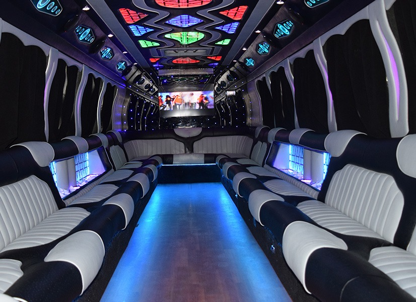 Party Bus Boston Prices
