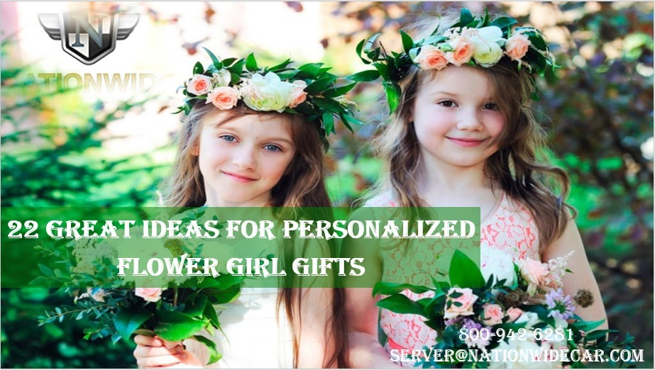 22 Gifts the Flower Girls Will Absolutely Love