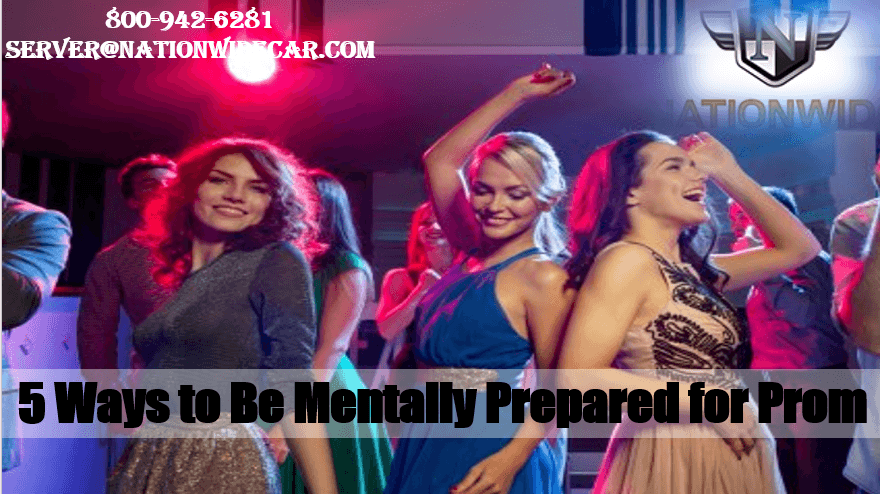 5 Ways to Be Mentally Prepared for Prom