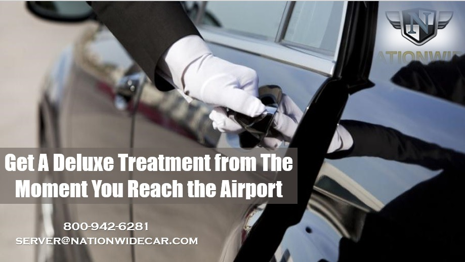 Get A Deluxe Treatment from The Moment You Reach the Airport