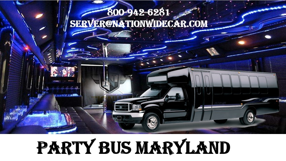 Party Bus Rental Maryland