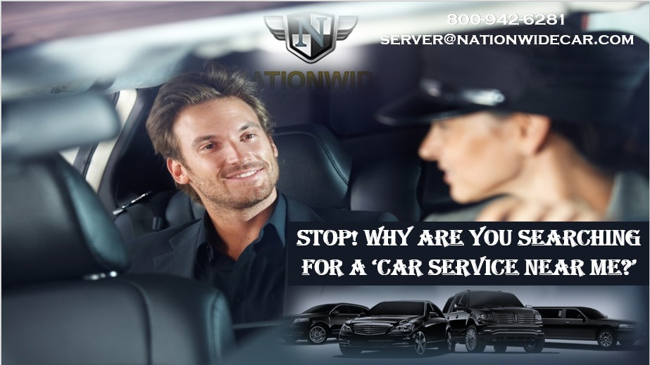 Stop! Why Are You Searching for a 'Car Service Near Me?'