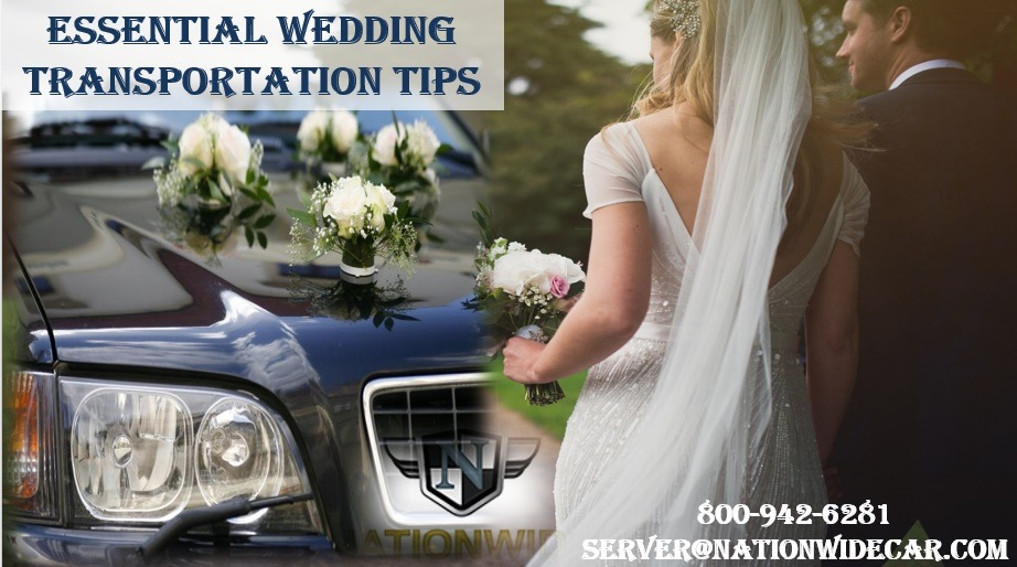 Essential Wedding Transportation Tips