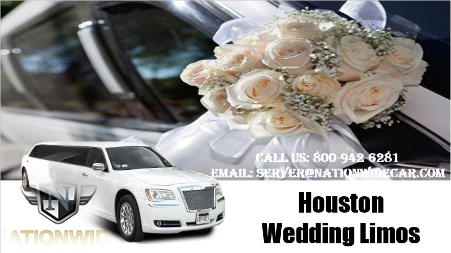 Houston Wedding Limousine Rental