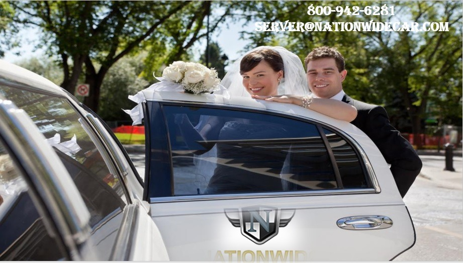 Houston Wedding Limo Transportation