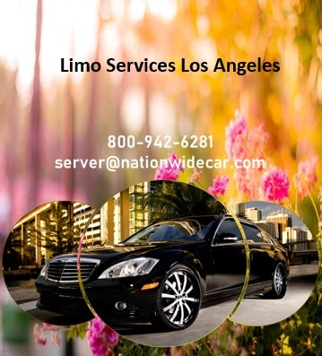 Limo Service Los Angeles CA
