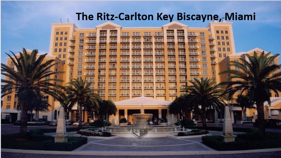 the Ritz-Carlton Key Biscayne, Miami is the place for you