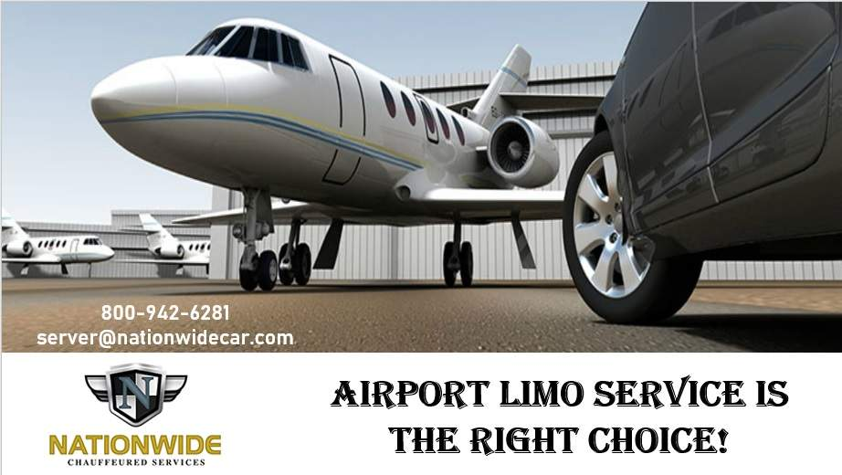 Airport Limo Service Near Me