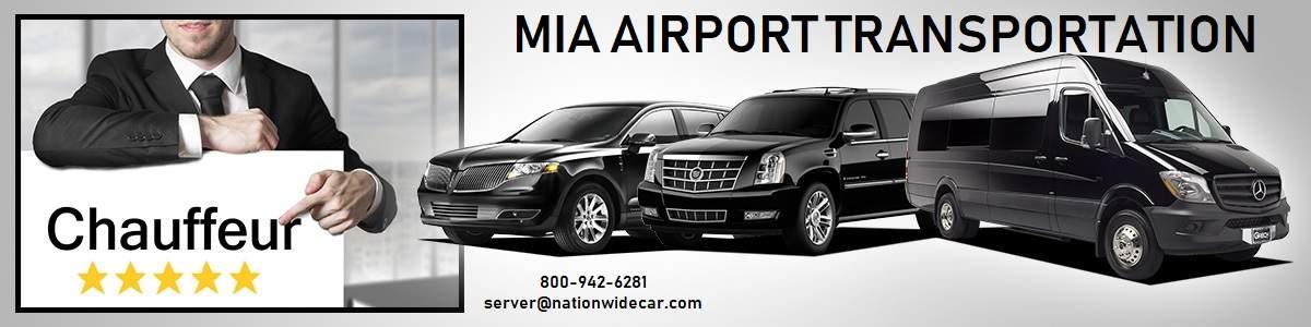 Airport Miami Limo Rental