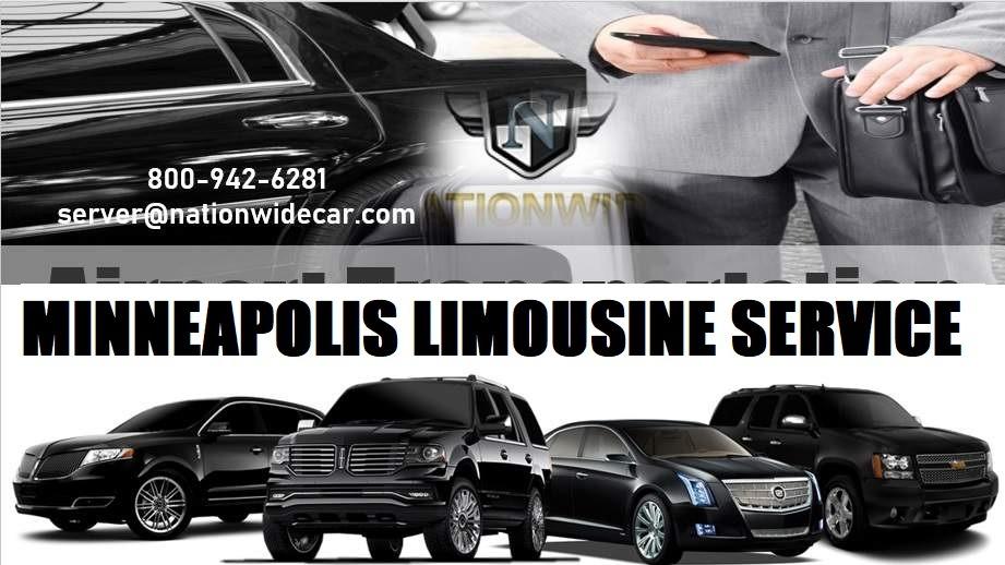 Limousine Service in Minneapolis