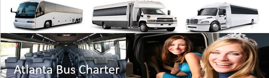Atlanta Bus Charter Rental