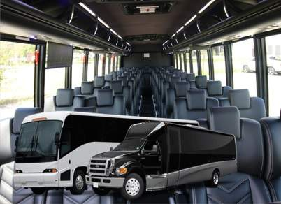 Atlanta Charter Bus Rental