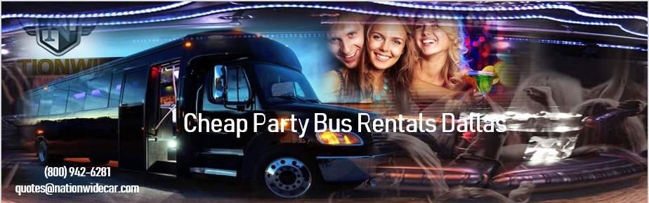 Minibus Rental Dallas