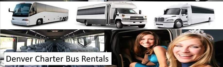 Cheap Charter Bus Rentals Denver