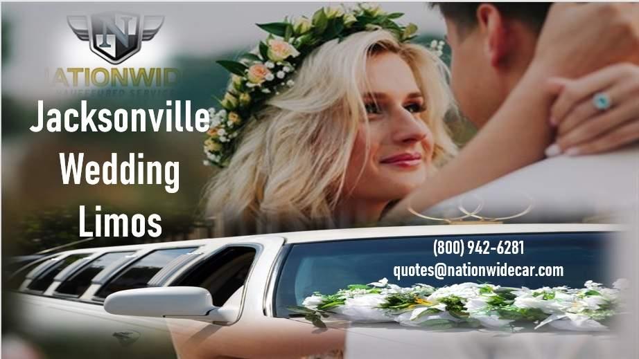 Jacksonville Wedding Limo