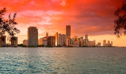 Motor Coach Rental Miami
