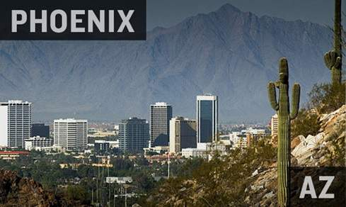 Cheap Charter Bus Phoenix