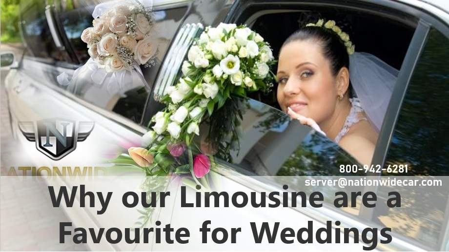 Why our Limousine are a Favorite for Weddings