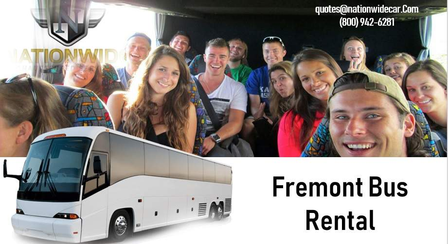 Party Bus Rental Fremont
