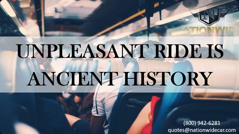 Unpleasant Ride Is Ancient History