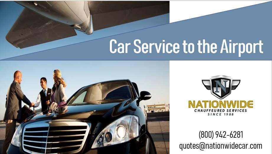 Cheap Car Service From Airport