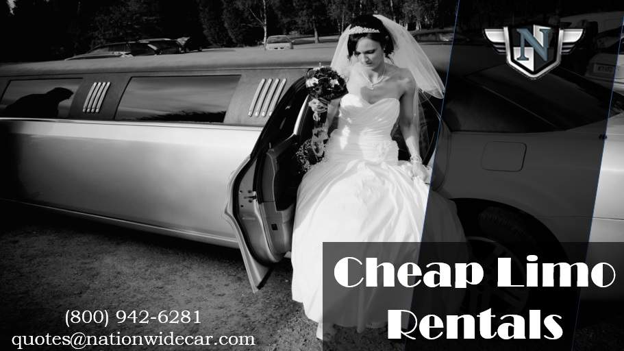 Cheap Limo Rentals for Wedding