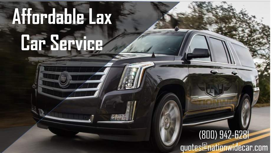 Airport Town Car Service LAX