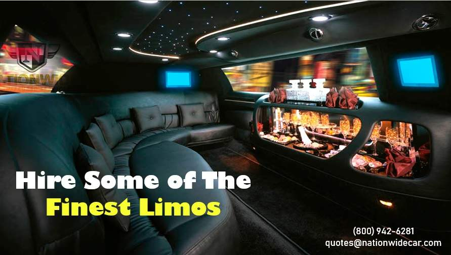 Hire Some of The Finest Limos