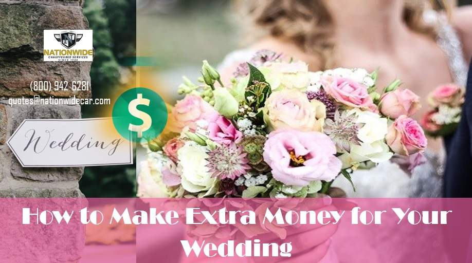 How to Make Extra Money for Your Wedding