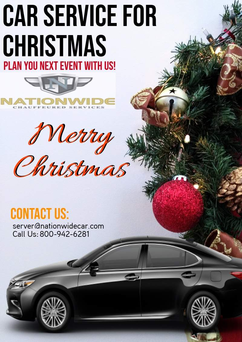 Car Services For Christmas