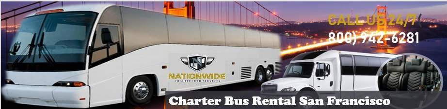 Charter Bus San Francisco CA